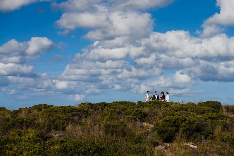 Wedding Photography on Kangaroo Island