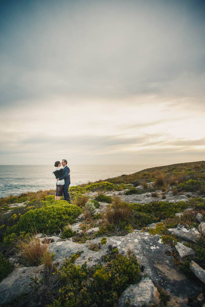 Wedding photography by James Field in Kangaroo Island
