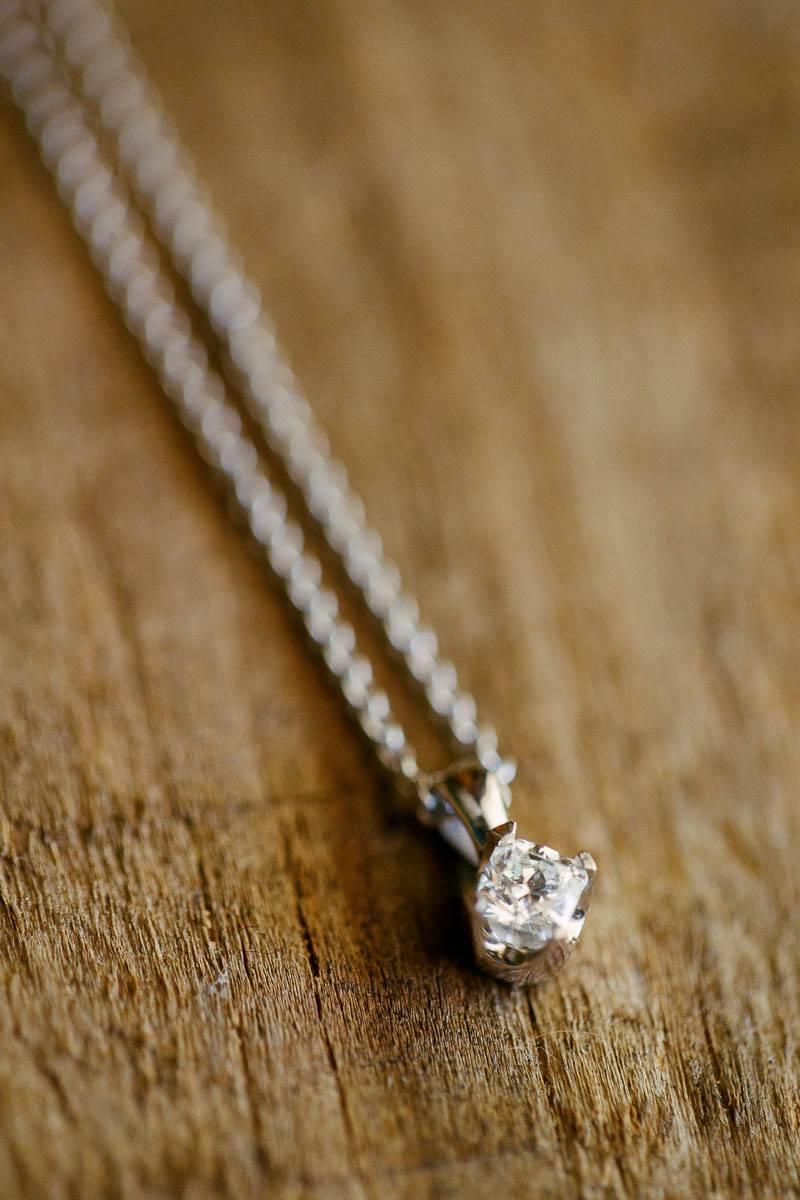 Jewelry of the bride