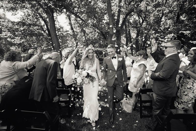 Post wedding celebrations at Inglewood Inn
