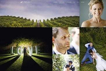 The wedding photography portfolio of James Field, Adelaide wedding photographer